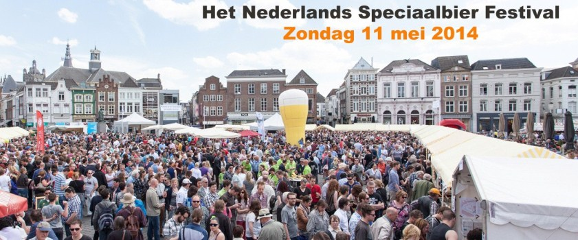 11e Nederlands Speciaalbier Festival 's-Hertogenbosch