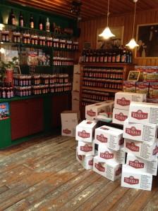Texelse Bierbrouwerij - Winkel