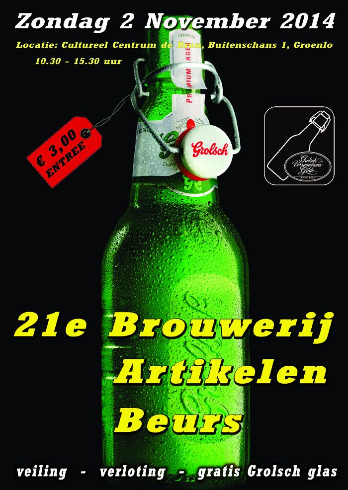 Algemene Brouwerijartikelen Beurs