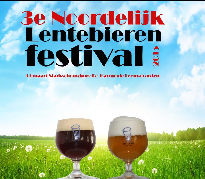 Noordelijk Lentebierenfestival Leeuwarden