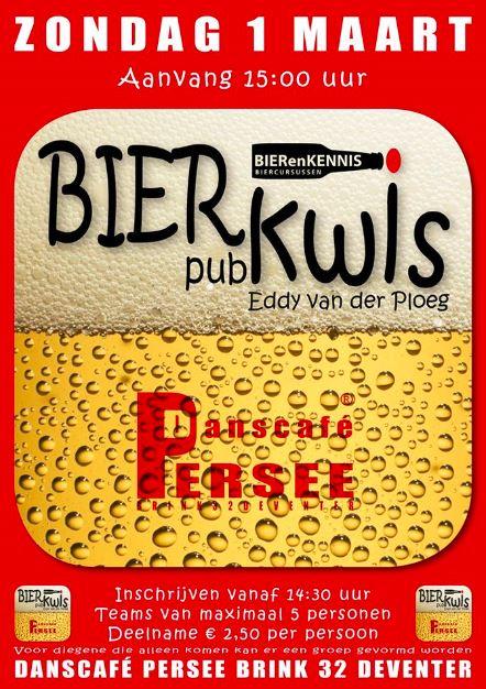 Thema-avond: Bier in de IJsselvallei
